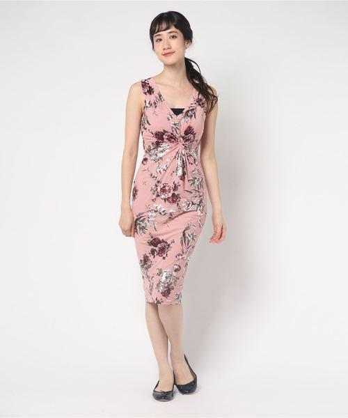 9215db667f23f Narcissus(ナルシス)の「 TEDDY ボタニカルドレス(ドレス)」 - WEAR