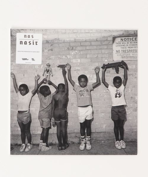 【LP】Nas / Nasir <Mass Appeal>