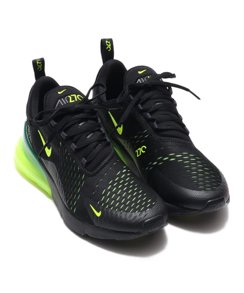 a108468b3e0c0 NIKE(ナイキ)の「NIKE AIR MAX 270 (BLACK VOLT-BLACK-OIL GREY)  SP (スニーカー)」 - WEAR
