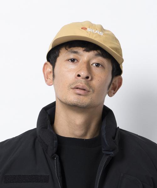 silas サイラス の old logo nylon cap キャップ wear