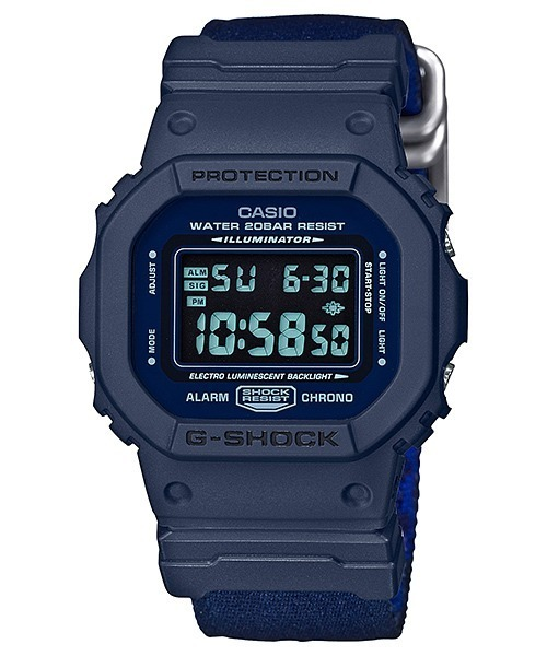 G-SHOCK / DW-5600LU-2JF / CASIO G쇼크 손목시계
