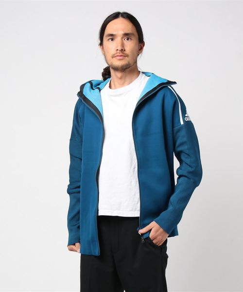 セール】M adidas adidas Z.N.E. ハイブリッド トップス