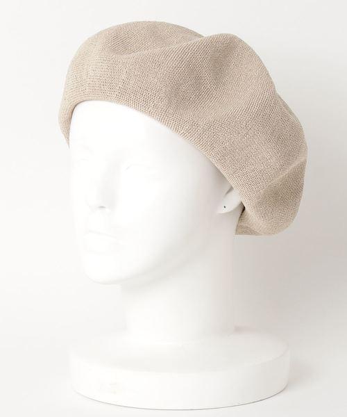的「【mature ha.】ギャザートップベレー women(貝雷帽)」
