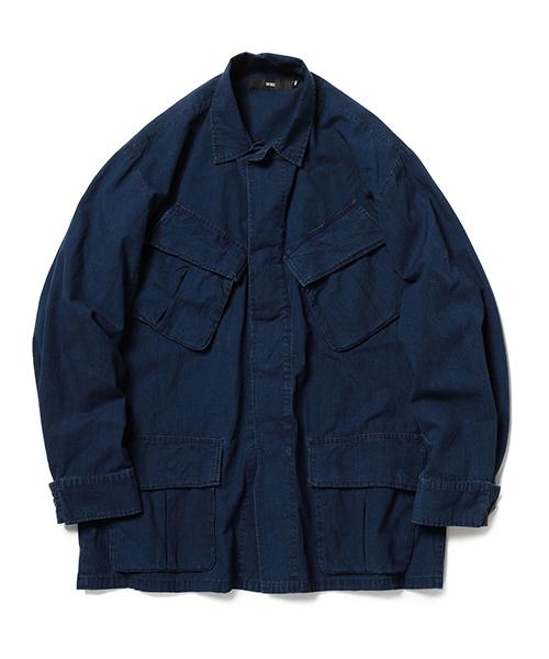 VAPORIZE Jacket/ (BEAMS) Nylon / ビームス Shirt