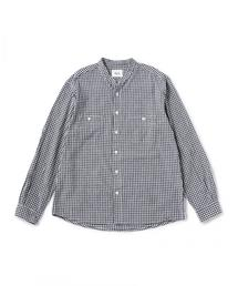 UNITED ARROWS & SONS(ユナイテッドアローズ&サンズ)CTN/LI GGM BAND SHIRT