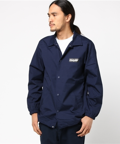 456c4768c8e9 ONLY NY(オンリーニューヨーク)の「Only NY / Love Coach Jacket(ブルゾン)」 - WEAR