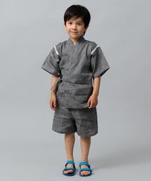 【WEB限定】男児甚平 3号(3〜4歳)