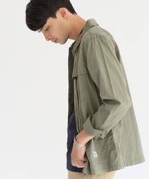 SMITH(スミス)別注ミリタリーシャツジャケット
