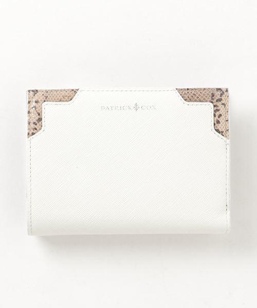 セール】PATRICK 財布 COX(パトリック·コックス) 財布/小物