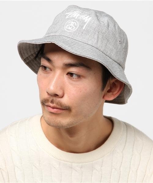 6102f239cd7 STUSSY(ステューシー)の「Acrylic Stock Lock Bucket Hat(ハット)」 - WEAR