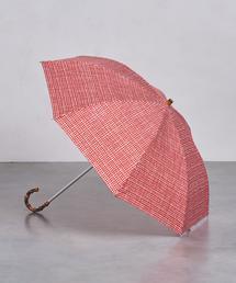 晴雨兼用 折りたたみ傘 CHECK