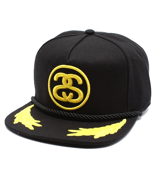 STUSSY(ステューシー)の「Stussy Veteran Snapback Ballcap(キャップ ... 2b253865a3a