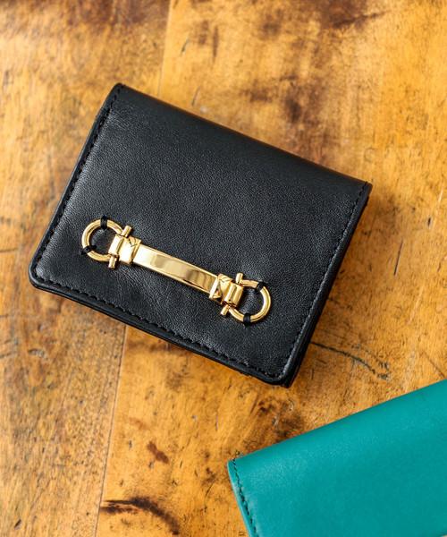 88af02a3dfa5 PAPILLONNER(パピヨネ)の「ビットミニ財布(財布)」 - WEAR