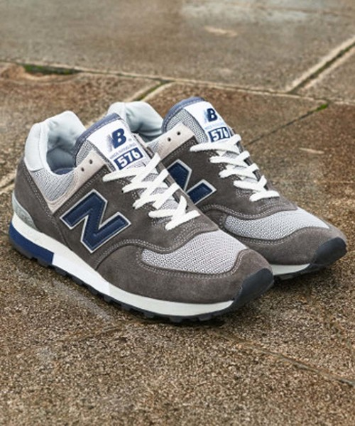 sports shoes 667ee 25522 New Balance(ニューバランス)の「New Balance OM576OGG (GRAY ...