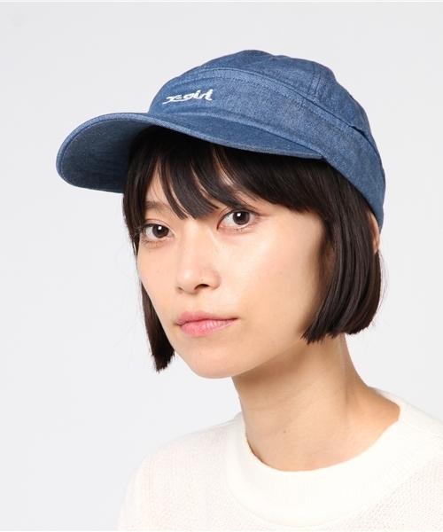 e6adec358f6 X-girl(エックスガール)の「SUN VISOR CAP(キャップ)」 - WEAR