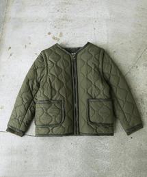 【coen キッズ / ジュニア】2WAYキルティングジャケット/ブルゾン/コート(100〜150cm)