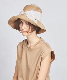 <Athena New York(アシーナ ニューヨーク)> RISAKO SUMMER LACE ハット