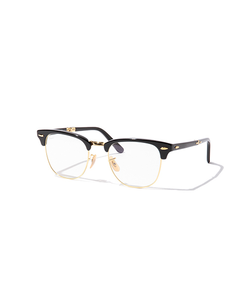 526a2ec624ebf2 BEAMS PLUS(ビームスプラス)の「Ray-Ban / Clubmaster(BEAMS ORIGINAL LENS)(メガネ)」 - WEAR