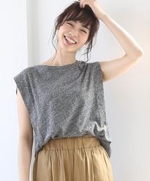 シルクネップテンジクTシャツ