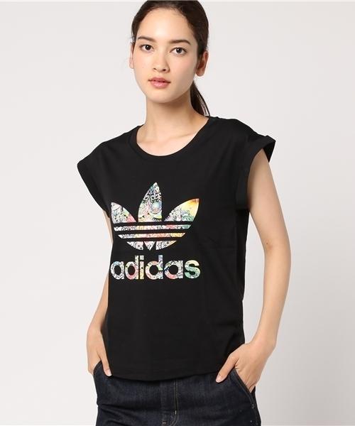 234d41453494 「 adidas Originals by The Farm Company  Tシャツ  JARDIM AGHARTA TEE