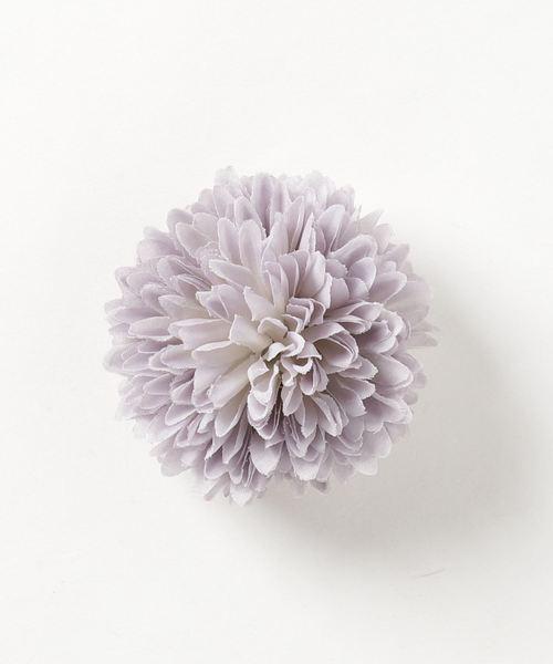 유가따자를 돋보이게 한다♪선택할 수 있는 20 색머리장식 탁구 마무 유카타꽃 물어 장식해【K】