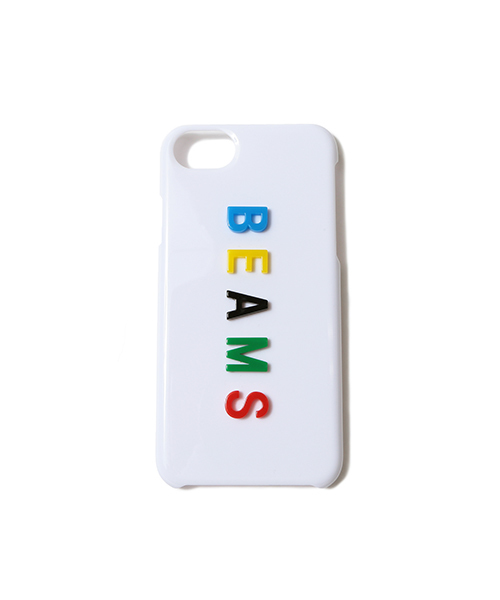 8f27cfadfa bpr BEAMS(ビーピーアール ビームス)の「BEAMS / カラーロゴ iPhone7・8ケース(モバイルケース/カバー)」 - WEAR
