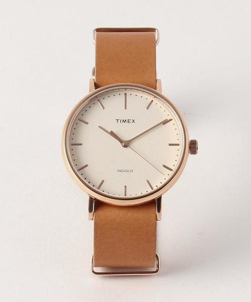 <TIMEX(タイメックス)> WEEKENDER F/C LTR/腕時計