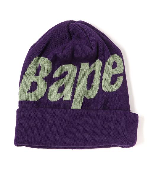 73c468ad18d A BATHING APE(アベイシングエイプ)の「BAPE KNIT CAP M(ニットキャップ・ビーニー)」 - WEAR