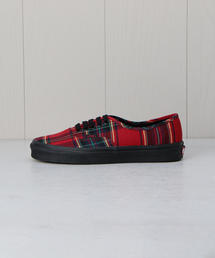 <VANS>AUTHENTIC TARTAN CHECK/スニーカー