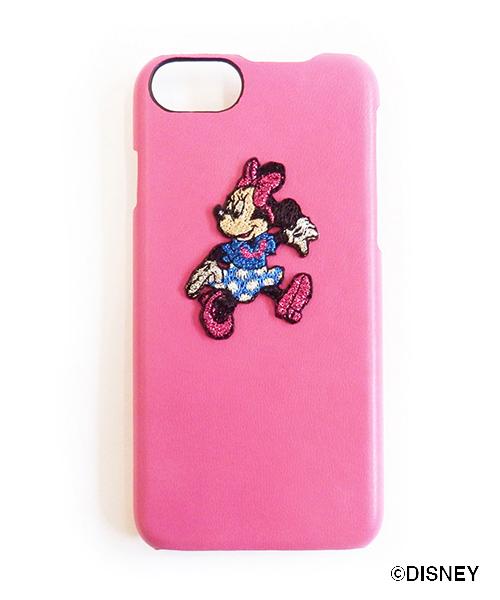 8f86da4faa Disney(ディズニー)の「WEB限定 Disney ラメ刺繍iphoneケース(モバイルケース/カバー)」 - WEAR