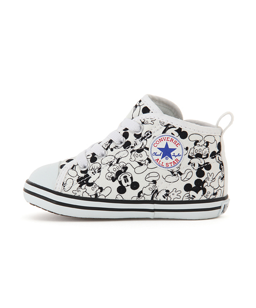 CONVERSE(コンバース)の「CONVERSE BABY ALL STAR N MICKEY MOUSE PT Z ... c2210f4fd