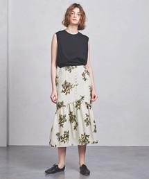 UGCS フラワーギャザースカート