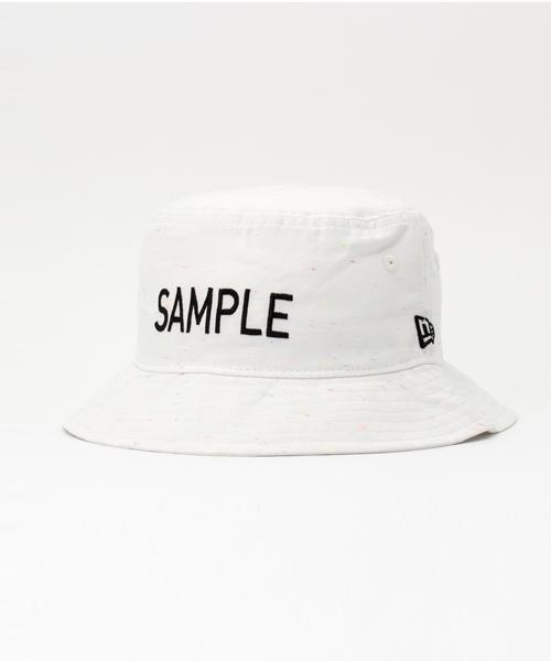 NEW ERA(ニューエラ)の「ONSPOTZ ORIGINAL NEWERA BUCKET-01 HAT SAMPLE WHITE(ハット)」 -  WEAR c98274ffdbe8