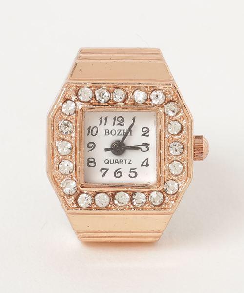 977f757ae7 cachenez(カシュネ)の「カシュネ cachenez / リング時計(腕時計)」 - WEAR