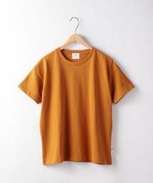 【CM着用アイテム】USAコットンクルーネックTシャツ