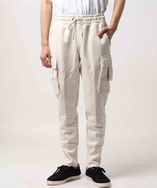 23e9e02c7763 PUMA(プーマ)の「 PUMA PUMA X NATUREL CARGO PANTS(パンツ)」 - WEAR