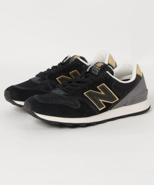 d2fdcaf2b4ae7 New Balance(ニューバランス)の「New Balance ニューバランス WR996FBK(D) BLACK(FBK)(スニーカー)」 -  WEAR