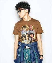 THE ROLLING STONES/STILL LIFE プリント Tシャツ