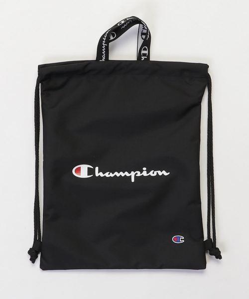 660a922e697c Champion(チャンピオン)の「【CHAMPION】リップナップサック(バックパック/リュック)」 - WEAR
