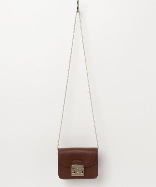 d94310690435 FURLA(フルラ)の「メトロポリス ミニ クロスボディバッグ(ショルダーバッグ)」 - WEAR