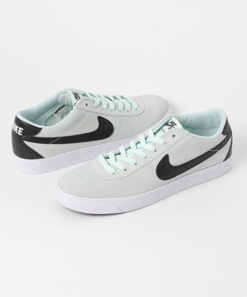 701b93377d314 NIKE(ナイキ)の「NIKE SB BRUIN ZOOM PRM SE (BARELY GREEN BLACK ...