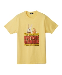 THE SHOCKING プリント Tシャツ