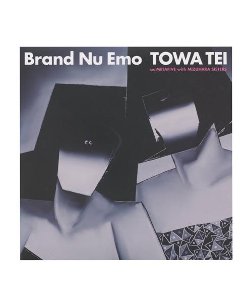 "【7""】Towa Tei / Brand Nu Emo <Mach Beat>"