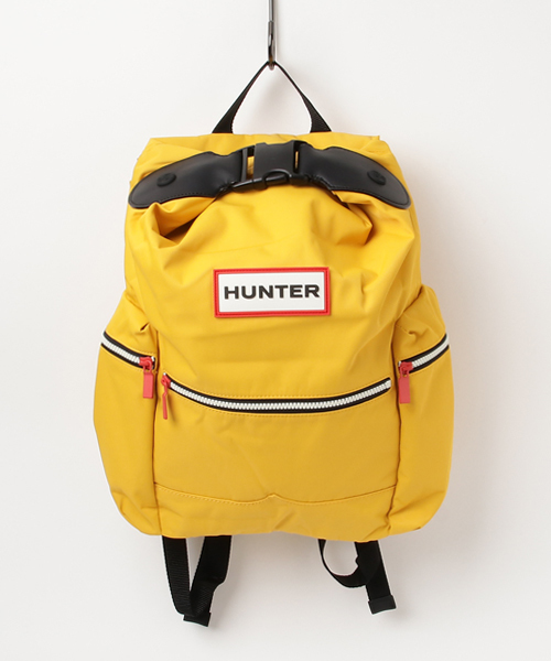 90f8dd06ae8b HUNTER(ハンター)の「HUNTER / ORIGINAL BACKPACK NYLON、ORG TOPCLIP BACKPACK NYLON( バックパック/リュック)」 - WEAR