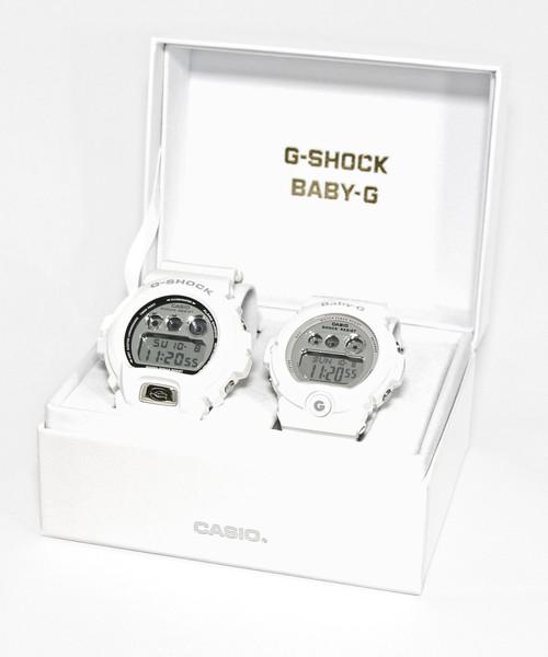 26d31c7e4a G-SHOCK(ジーショック)の「Pair Model / DW-6900MR-7JF × BG-6900-7JF(腕時計)」 - WEAR