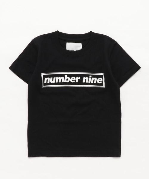 NUMBER (N)INE_kids 키즈 로고T셔츠