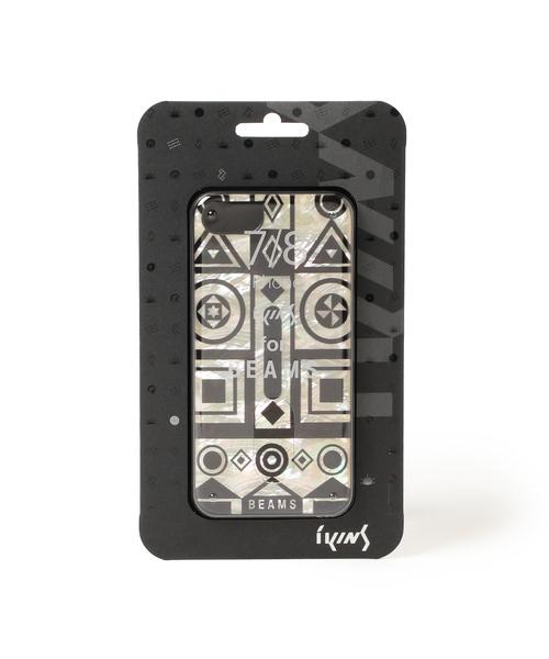53e2d8bf95 bpr BEAMS(ビーピーアール ビームス)の「Man&Wood / 別注 PEARL iPhone8・7ケース(モバイルケース/カバー)」 -  WEAR