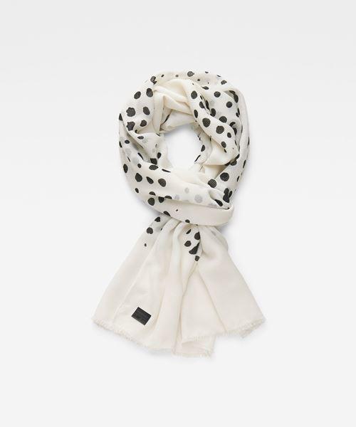 G-STAR RAW(ジースターロゥ)の「Doeka scarf wmn(ストール スヌード)」 - WEAR d6dae164ba8