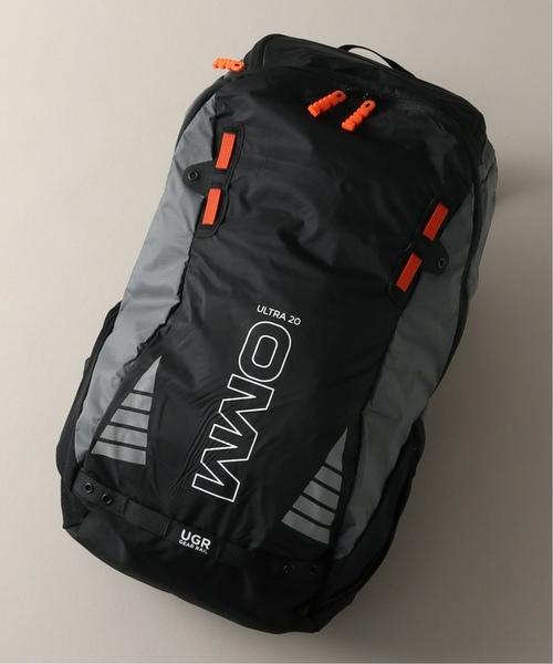 Orange OMM Ultra 20 Backpack