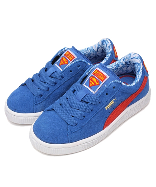more photos aaeb2 81ac8 PUMA(プーマ)の「PUMA / SUEDE SUPERMAN Jr.(スニーカー ...